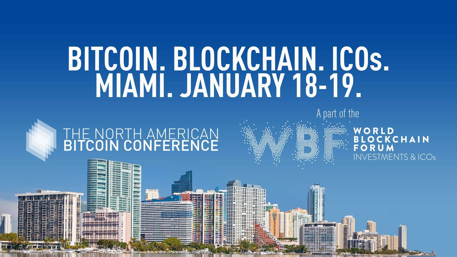 Lisk USA at the North American Bitcoin Conference in Miami!